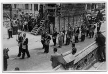 Masonic procession 2 April 1949